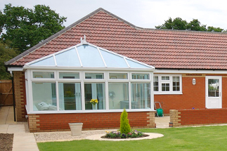 Edwardian Conservatories for Bungalows