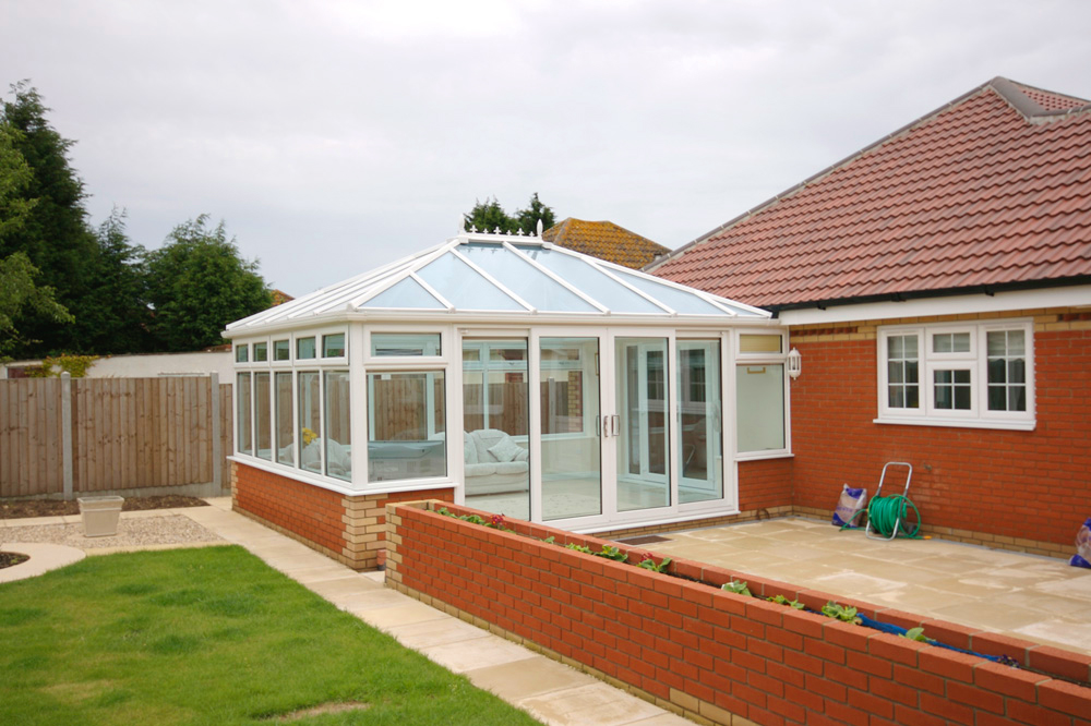 Edwardian Conservatory in Essex