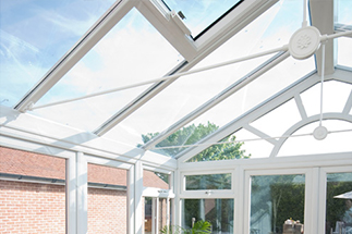 Gable End Conservatory Roof