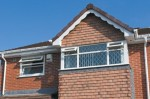 roofline product Colchester house with our soffits and guttering